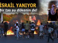 İsrail'de gösteriler sürüyor!