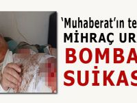 """""""Muhaberat""""ın Türk tetikçisi terörist Mihraç Ural'a bombalı suikast!"""