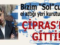 Yunanistan'da Çipras seçimleri kaybetti!