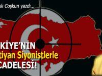 Ufuk Coşkun: Türkiye'nin Hristiyan Siyonistlerle Mücadelesi!