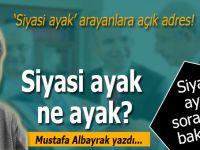 """Mustafa Albayrak: """"Adeta, aklımızla alay ediyorlar gözümüzün içerisine baka baka?"""""""
