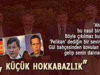 """Davutoğlu coştu; """"Sen başbakan gibi görün ama başbakan olma!"""""""