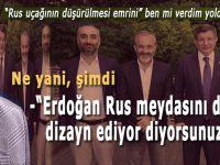 """Ersoy Dede: """"Erdoğan Rus medyasını da mı dizayn ediyor diyorsunuz?"""""""
