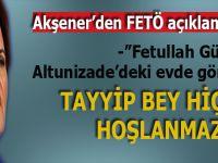 """Meral Akşener'den FETÖ açıklaması; """"Gülen'i gördüm. Tayyip bey hiç de hoşlanmazdı..."""""""