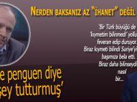 """Salih Tuna: """"Erdoğan'a ihanetinin cezası kesilmeli."""""""