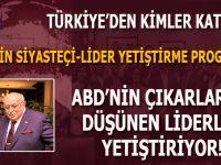 ABD'nin siyasetçi-lider yetiştirdiği programa Türkiye'den kimler katıldı?