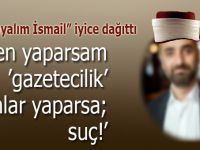 """""""İBB'ye özel gazeteci"""" İsmail; Ekrem İmamoğlu adına posta koydu; """"Ağlamayacaksınız..."""""""