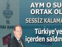 Ardan Zentürk: AYM, o suça ortak oldu, sessiz kalamayız!