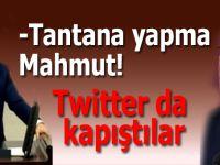 "A. Hamdi Çamlı ile Mahmut Tanal twitterda kavgaya tutuştu; ""Tantana yapma Mahmut!"""