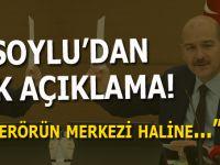 HDP'li Başkanların görevden alınması sonrası Süleyman Soylu'dan ilk açıklama!