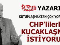"""Sabah gazetesi yazarı Salih Tuna: """"CHP'lilerle kucaklaşmak istiyorum..."""""""