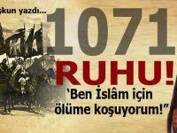 """Ufuk Coşkun: """"Biz o gün Malazgirt'te sadece Anadolu'nun kapılarını açmadık..."""""""