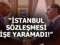 """Malkoç'dan; """"İstanbul Sözleşmesi işe yaramadı!"""" eleştirisi..."""