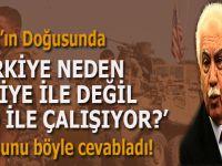 """Perinçek, """"Türkiye, güvenli bölge konusunda neden Suriye ile değil ABD ile çalışmak istedi?"""" sorusunu cevabladı!"""