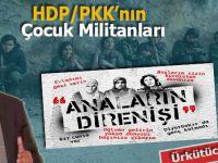 """Ufuk Coşkun yazdı: """"HDP/PKK'nın Çocuk Militanları!"""""""
