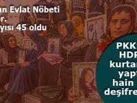 PKK'nın HDP'yi kurtarmak için yaptığı hain plan deşifre oldu!