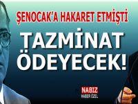 İhsan Şenocak, Fatih Altaylı'ya açmış olduğu tazminat davasını kazandı!