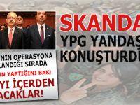CHP, uyduruk konferansta YPG sempatizanını konuşturdu!