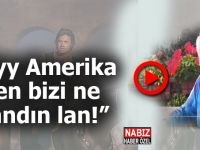 """Cüneyt Arkın: """"Eyy Amerika, sen bizi ne sandın lan!"""""""