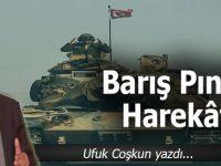 """Ufuk Coşkun: """"Bölgede PKK/Kürt devleti inşa etme projesinin temel hedefi Türkiye'dir!"""""""