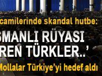 """Şii mollalar Türkiye'yi hedef aldı; """"Osmanlı rüyası gören Türkler saldırıyor..."""""""