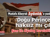 """Mustafa Albayrak; """"Bu saatten sonra Türkiye, Şam ile tekrar diyalog kurabilir mi?"""""""
