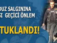 Başörtülü kızlara saldıran kudurmuş tutuklandı!