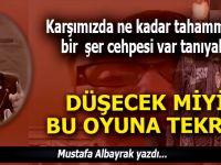 """Mustafa Albayrak; """"Karşımızda ne kadar tahammülsüz bir şer cephesi var iyi tanıyalım…"""""""