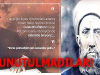 """AGD: """"Unutmadık; Ahmet Hulusi Efendi ve Celaleddin Ökten'e rahmetle..."""""""