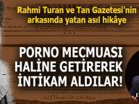 """Erem Şentürk: """"Rahmi Turan ve Tan Gazetesi'nin arkasında yatan asıl hikaye..."""""""