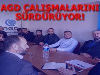 Anadolu Gençlik Derneği çalışmalarını sürdürüyor!
