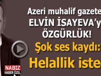 Azeri muhalif gazeteci Elvin İsayeva'dan haber alınamıyor!