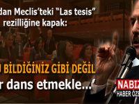 """Süleyman Soylu'dan, Meclisteki """"Las tesis"""" rezilliğine kapak gibi cevab!"""