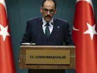 Cumhurbaşkanlığı Sözcüsü Kalın: Kanal İstanbul devlet projesidir