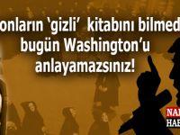 """Masonların """"gizli"""" kitabını bilmeden bugün Washington'u anlayamazsınız!"""