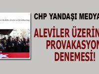CHP yandaşı gazeteden, Alevileri provake etme girişimi!