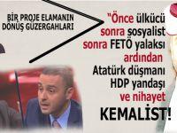 """""""Saymaz, Türkiye ittifakına kama sokmakla görevlendirilmiş gibi..."""""""