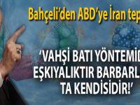 Bahçeli'den ABD'ye İran tepkisi; Barbarlığın ta kendisidir!
