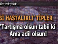 """Mustafa Albayrak: """"Tartışma olsun tabi ki ama adil olsun!"""""""