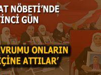 HDP önündeki 'Evlat Nöbeti'nde 141'nci gün!