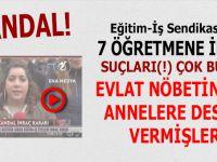 7 Öğretmen Diyarbakır Annelerine destek verdikleri için ihraç edildi!