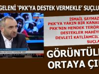 İsmail Saymaz'ın PKK'ya yakın bir kanalda devleti katliamcılıkla suçlayan görüntüleri ortaya çıktı!