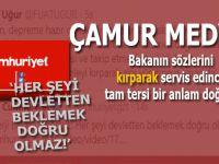 """Cumhuriyet gazetesi rezil bir """"algı operasyonu""""na daha imza attı!"""
