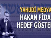 İsrail medyasından küstahlık; MİT Müsteşarı Hakan Fidan'ı hedef gösterdi!