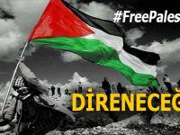 İşgal planına red; Filistinli liderler; Direneceğiz!