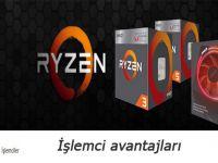 AMD İşlemciler...