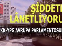 Avrupa Parlamentosu yine PKK/YPG'ye kucak açtı!