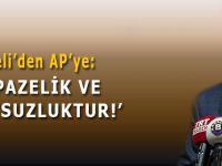 """Bahçeli'den AP'ye, """"PKK-YPG"""" tepkisi; Kepazelik ve soysuzluktur!"""