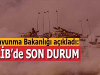 Milli Savunma Bakanlığı: 51 rejim unsuru etkisiz hale getirildi!