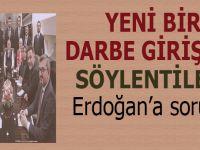 """""""Yeni bir darbe girişimi"""" söylentileri Cumhurbaşkanı Erdoğan'a soruldu..."""